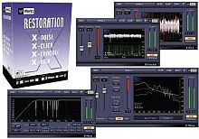 WAVES RESTORATION BUNDLE Native набор плагинов (X-Noise,X-Click,X-Crackle, XHum, Z Noise)