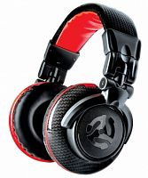 NUMARK Red Wave Carbon DJ наушники, 15-20000Hz, 98 +/- 3дБ, 24 Ом, диаметр мембраны 50 мм