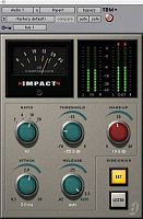 Avid Impact (HD Accel systems only) плагин для Pro Tools