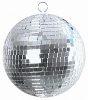 LED Mirror Ball 20 cm with  motor FC